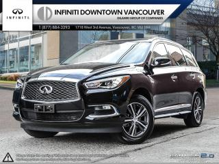 Used 2017 Infiniti QX60 AWD Local One Owner No Accidents Navigation Bose!!! for sale in Vancouver, BC