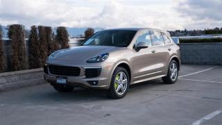 Used 2015 Porsche Cayenne S E-Hybrid for sale in Vancouver, BC