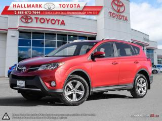 Used 2015 Toyota RAV4 FWD XLE for sale in Mono, ON