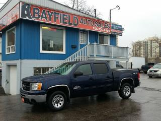 Used 2010 GMC Sierra 1500 Nevada Edition Crew Cab 4x4 for sale in Barrie, ON