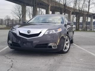 Used 2010 Acura TL w/Tech Pkg for sale in Quesnel, BC