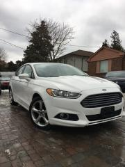 Used 2013 Ford Fusion SE ALL WHEEL DRIVE LIKE NEW INSIDE AND OUT for sale in Bradford, ON