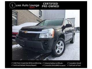Used 2006 Chevrolet Equinox LT LEATHER SUNROOF HEATED SEATS, CLEAN!! 6-DISC CD for sale in Orleans, ON