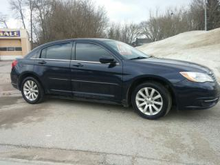 Used 2012 Chrysler 200 for sale in Orillia, ON