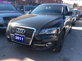 Used 2011 Audi Q5 S-Line/Nav/Bck Cam/Bluetooth/Leather/Pan Roof for sale in Scarborough, ON