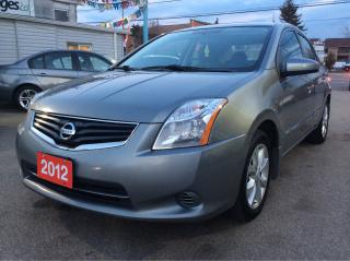 Used 2012 Nissan Sentra for sale in Scarborough, ON