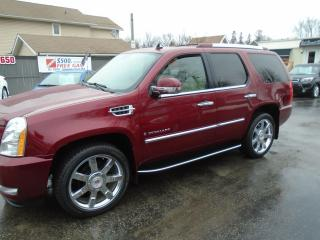 Used 2009 Cadillac Escalade LUXURY for sale in Sutton West, ON