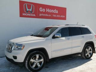 Used 2012 Jeep Grand Cherokee LIMI for sale in Edmonton, AB