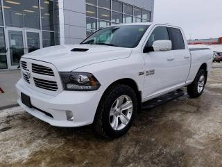 Used 2016 Dodge Ram 1500 SPRT for sale in Peace River, AB
