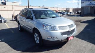 Used 2012 Chevrolet Traverse LS/AUTO/AWD/CERTIFIED/IMMACULATE$11900 for sale in Brampton, ON