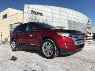 Used 2013 Ford Edge LIMITED/ALL WHEEL DRIVE/NAVIGATION/BACK UP CAMERA/BLIND SPOT for sale in Edmonton, AB