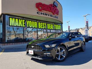 Used 2017 Ford Mustang V6 REAR CAM BLUETOOTH for sale in Scarborough, ON