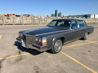 Used 1988 Cadillac Brougham for sale in Mississauga, ON