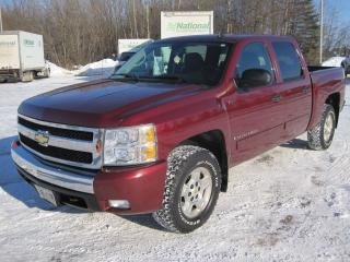 Used 2008 Chevrolet Silverado 1500 LT for sale in Thunder Bay, ON
