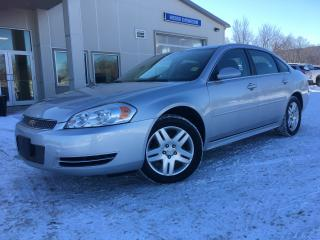 Used 2013 Chevrolet Impala LT Local Car LOW MILEAGE for sale in Selkirk, MB
