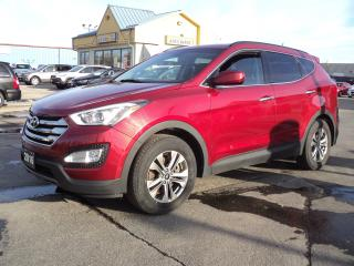 Used 2016 Hyundai Santa Fe Sport Premium AWD 2.4L HeatedSeats Bluetooth for sale in Brantford, ON