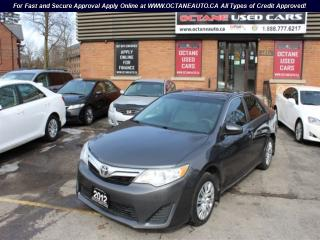 Used 2012 Toyota Camry L for sale in Scarborough, ON