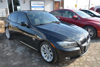 Used 2011 BMW 3 Series 328iX, Executive, Nav, sunroof, low km's for sale in Hornby, ON