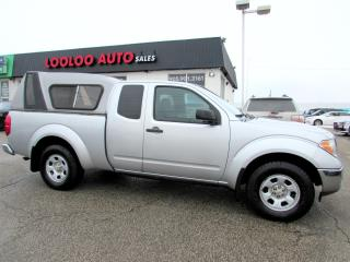 Used 2007 Nissan Frontier XE King Cab 2WD Alloys Automatic for sale in Milton, ON