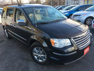 Used 2009 Chrysler Town & Country Limited / Navi / Reverse Camera / Dual DVD + More! for sale in Scarborough, ON