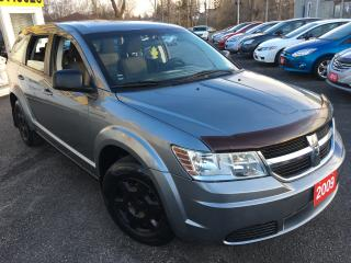 Used 2009 Dodge Journey SE / Auto / 7 Seater / Loaded! for sale in Scarborough, ON