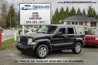 Used 2012 Jeep Liberty Sport, Local, No Accidents, 4x4, Loaded! for sale in Surrey, BC