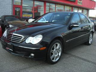 Used 2007 Mercedes-Benz C280 AVANTGARDE for sale in London, ON