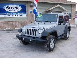 Used 2015 Jeep Wrangler SPORT for sale in Corner Brook, NL