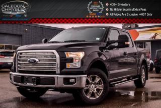 Used 2015 Ford F-150 XLT|4x4|Bluetooth|Backup Cam|R-Start|Pwr Locks|Keyless Entry|17