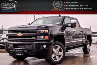 Used 2017 Chevrolet Silverado 2500HD LTZ|4x4|Navi|Backup Cam|Bluetooth|R-Start|Leather|Heated Front Seats|18