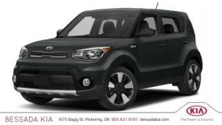 New 2018 Kia Soul SX TURBO TECH for sale in Pickering, ON