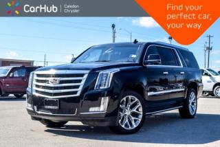 Used 2017 Cadillac Escalade ESV Premium Luxury|4x4|7Seater|Navi|Sunroof|DVD|Backup Cam|Bluetooth|R-Start|22