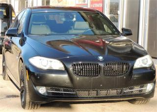 Used 2011 BMW 5 Series 550i for sale in Etobicoke, ON