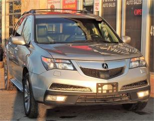 Used 2010 Acura MDX Elite Pkg for sale in Etobicoke, ON