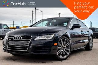 Used 2013 Audi A7 3.0 Premium|Quattro|Navi|Sunroof|Backup Cam|Bluetooth|Leather|19