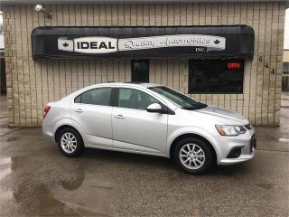 Used 2018 Chevrolet Sonic LT for sale in Mount Brydges, ON