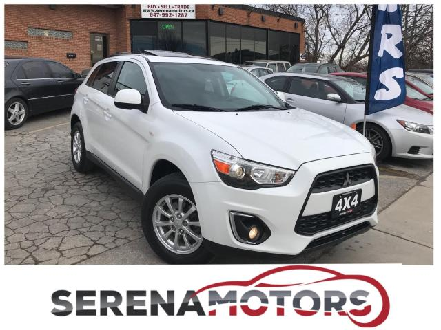 2014 Mitsubishi RVR SE | ONE OWNER | AWD | NO ACCIDENTS