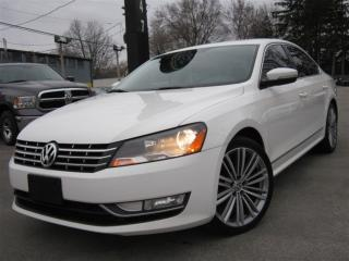 Used 2015 Volkswagen Passat 2.0 TDI COMFRTLINE DIESEL ~ ONE OWNER ~ 194KMS !!! for sale in Burlington, ON