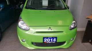 Used 2014 Mitsubishi Mirage SE for sale in Scarborough, ON