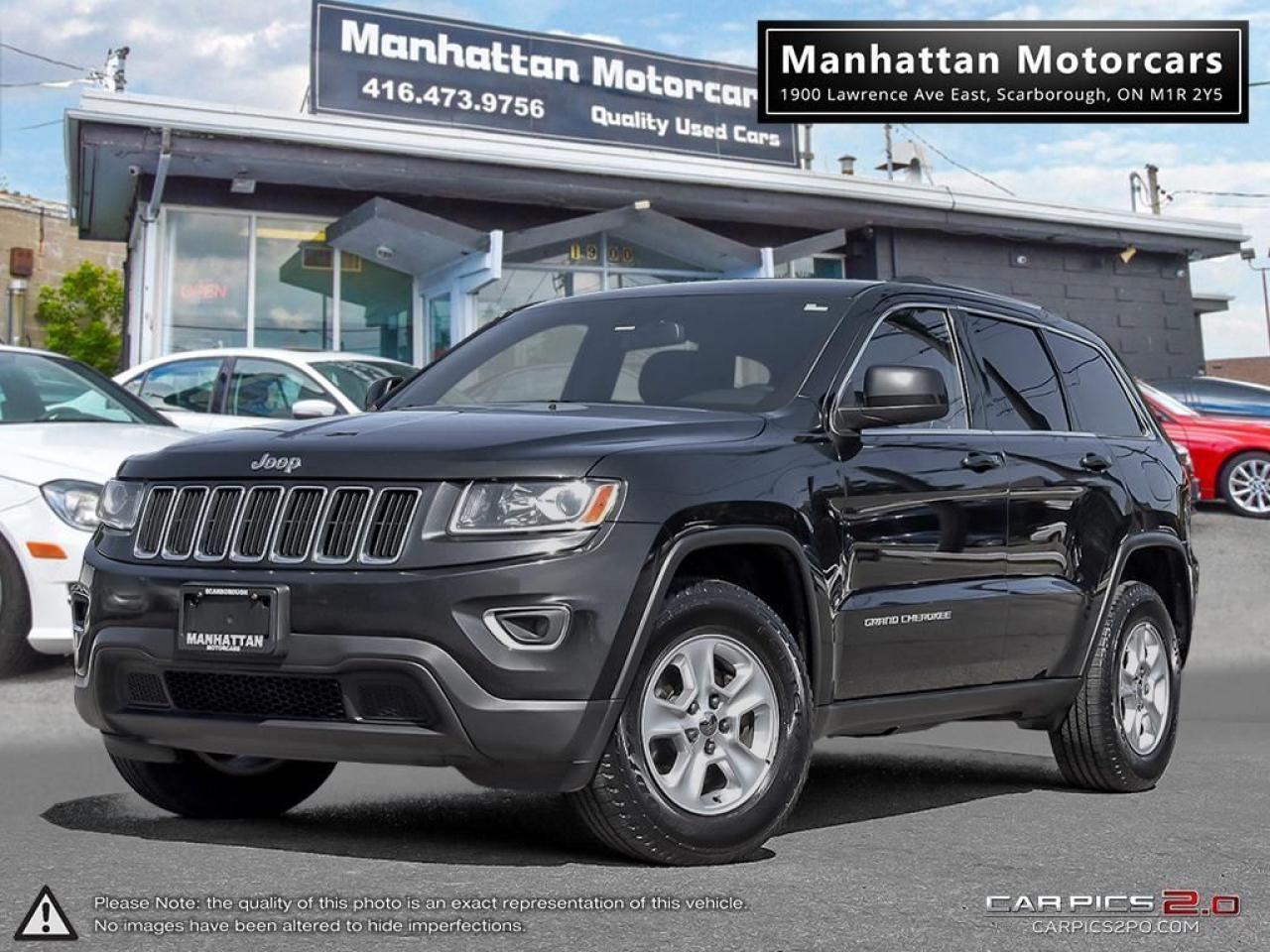 Photo of Black 2014 Jeep Grand Cherokee