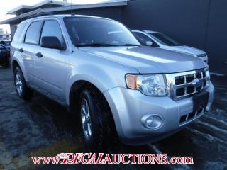 Used 2011 Ford ESCAPE XLT V6 4D UTILITY for sale in Calgary, AB