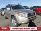 2008 Toyota RAV4 Limited 4D Utility 4WD