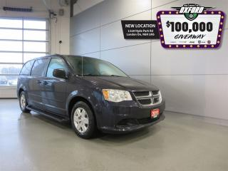 Used 2011 Dodge Grand Caravan Express - Bluetooth, Running Boards, Sat Radio for sale in London, ON
