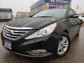 Used 2014 Hyundai Sonata GLS- Alloys and Sunroof in nice condition.. for sale in Mississauga, ON