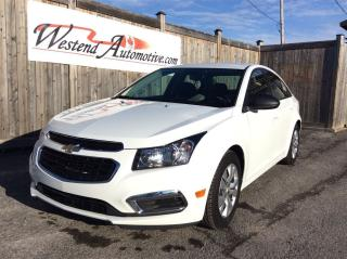 Used 2016 Chevrolet Cruze LS for sale in Stittsville, ON
