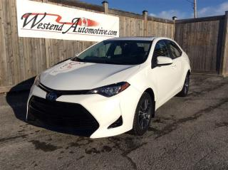 Used 2017 Toyota Corolla CVT CE for sale in Stittsville, ON