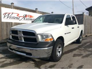 Used 2011 RAM 1500 ST  4X4 for sale in Stittsville, ON