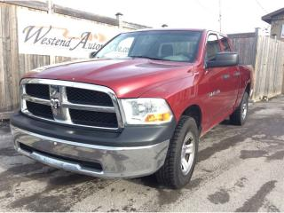Used 2011 Dodge Ram 1500 ST 4X4 for sale in Stittsville, ON