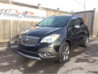 Used 2014 Buick Encore AWD for sale in Stittsville, ON
