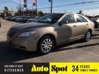 Used 2007 Toyota Camry LE/LOW,LOW KMS/PRICED-QUICK SALE! for sale in Kitchener, ON